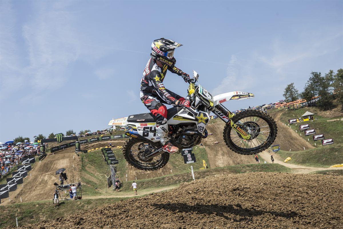 Thomas Covington – Rockstar Energy Husqvarna Factory Racing - GP of Bulgaria