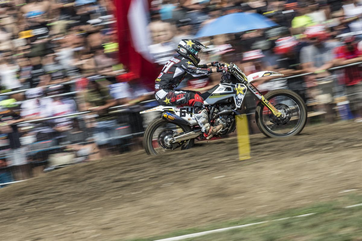 Thomas Covington – Rockstar Energy Husqvarna Factory Racing - GP of Switzerland