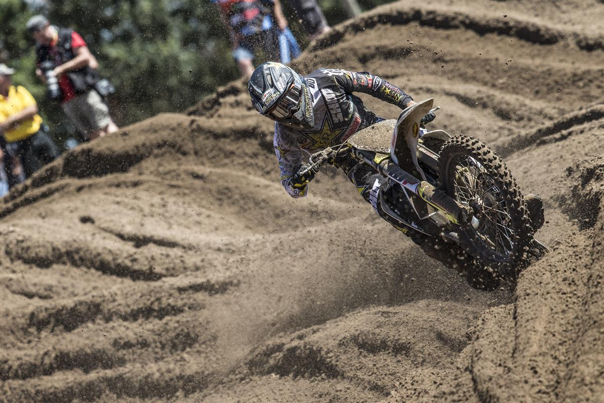 Thomas Covington - Rockstar Energy Husqvarna Factory Racing - GP of Belgium