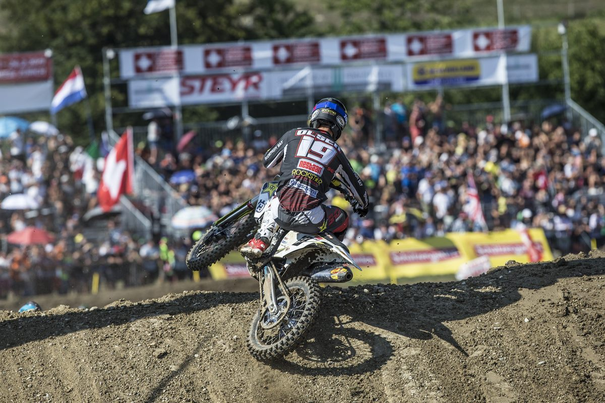 Thomas Kjer-Olsen – Rockstar Energy Husqvarna Factory Racing - GP of Switzerland