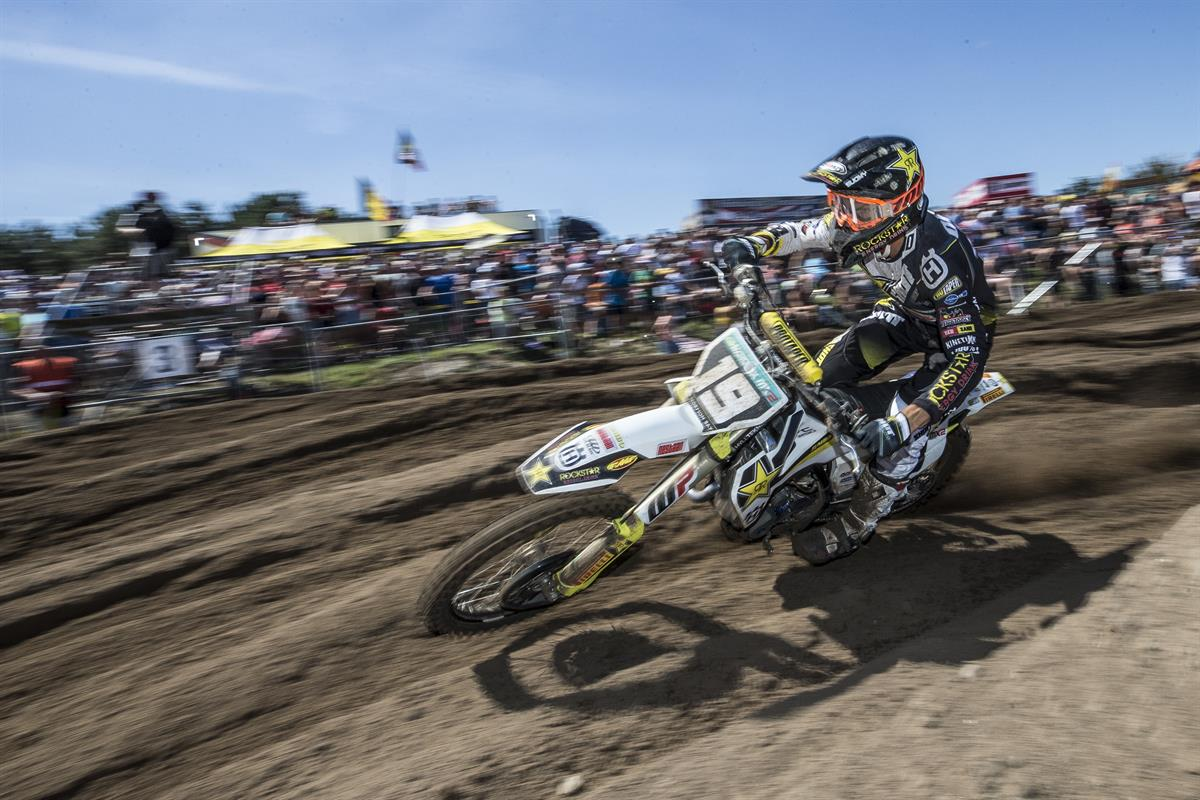 Thomas Kjer-Olsen - Rockstar Energy Husqvarna Factory Racing - GP of Belgium