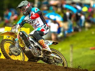 Weston Peick (34) and his RM-Z450