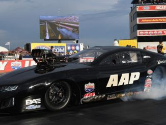 Castellana secures Pro Mod pole advances to second round at U.S. Nationals