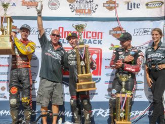 Bryan Smith Wins Epic Harley-Davidson Springfield Mile II