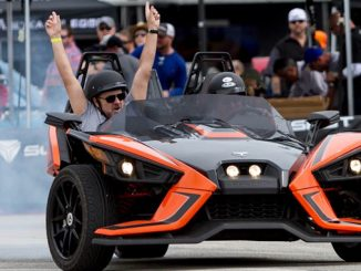 "Polaris Slingshot ""The Ultimate Joyride™."""