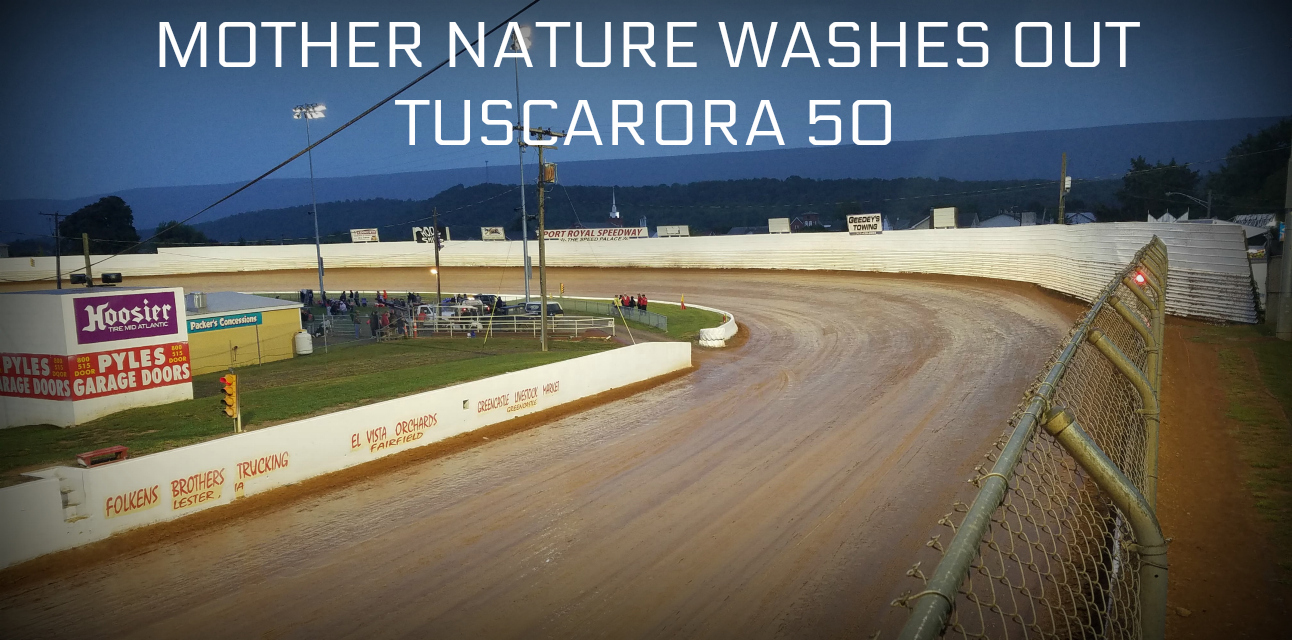 Mother Nature washes out Tuscarora 50
