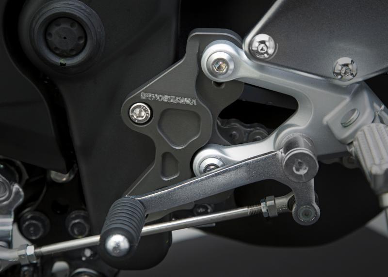 2015-18 Yamaha R3 Rearset Relocation Kit