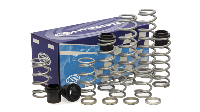 Hyperco Introduces a New Line of UTV Performance Spring Kits