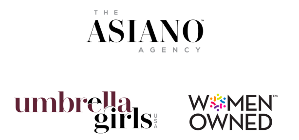 The Asiano Agency - umbrella girls - women owned