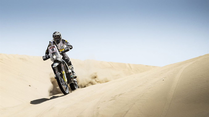 Andrew Short – Rockstar Energy Husqvarna Factory Racing - Desafio Inca