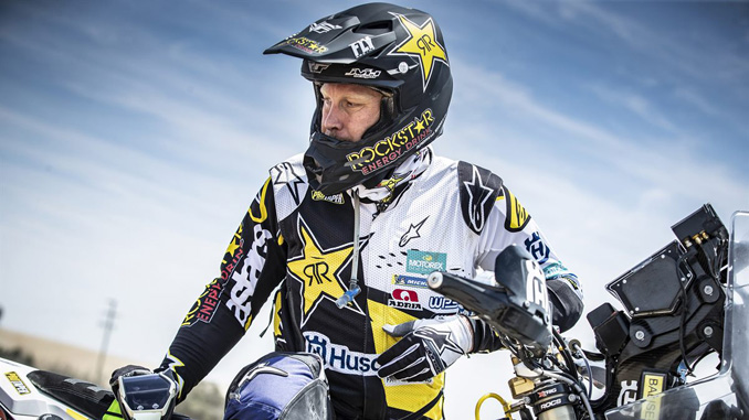 Andrew Short - Rockstar Energy Husqvarna Factory Racing - Desafio Inca