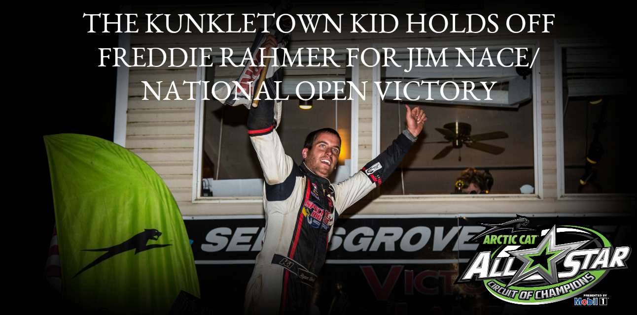 Ryan Smith wins thriller at Selinsgrove Speedway for $10,000 payday