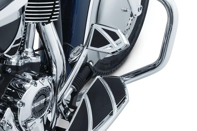 Kuryakyn - Phantom Collection Brake Pedal Pads