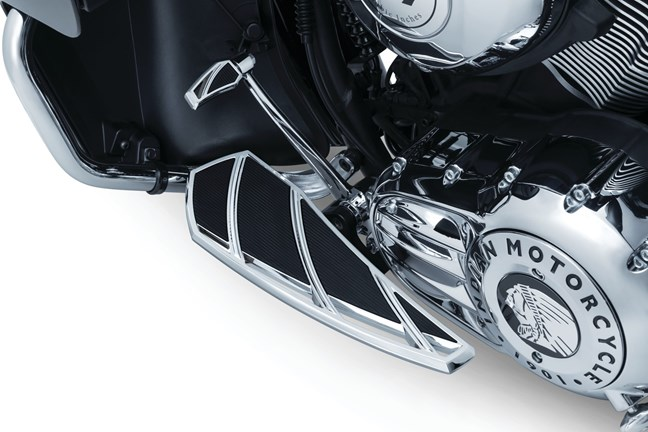 Kuryakyn - Phantom Collection Driver Floorboards for Indian