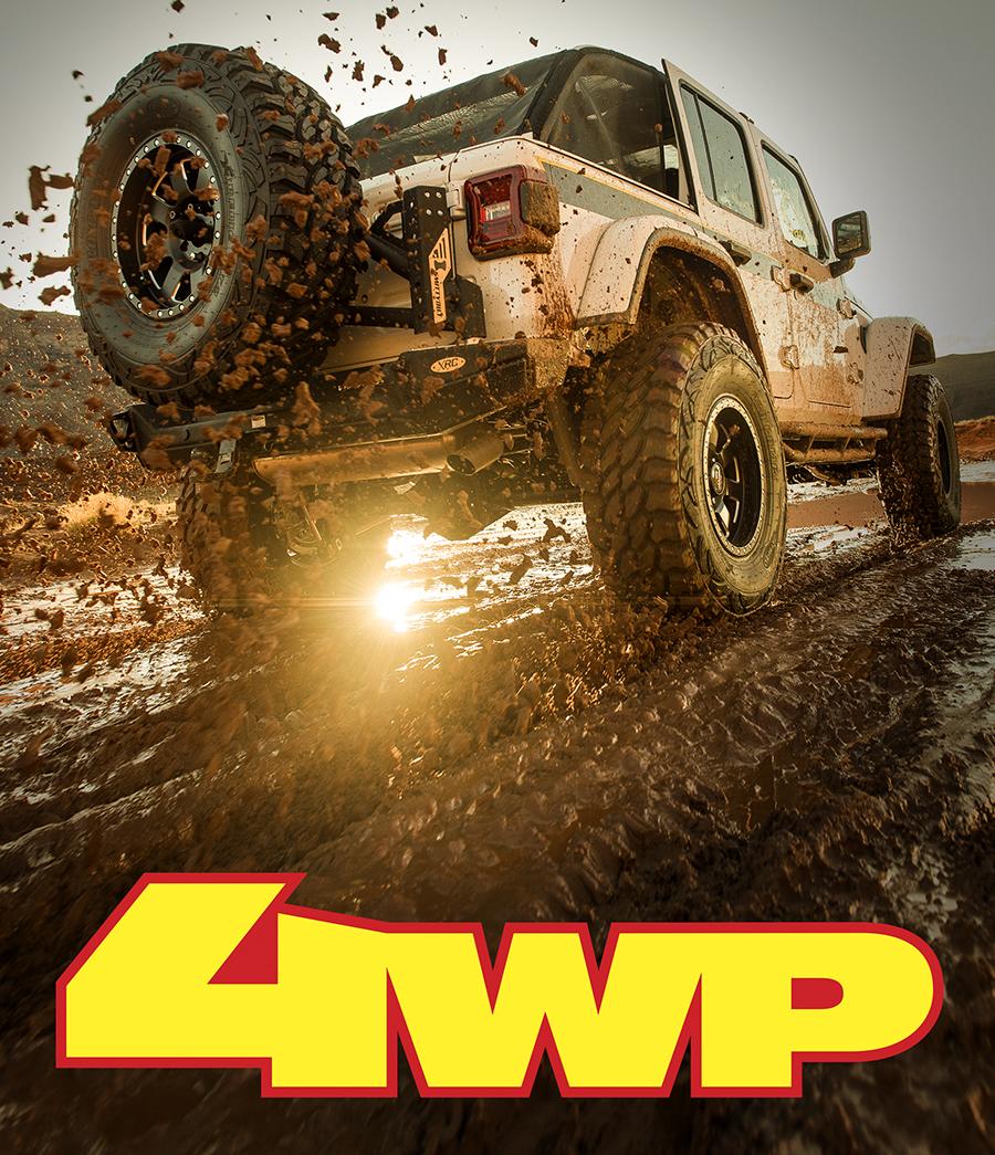 4WP.com New Website - 4 wheel parts