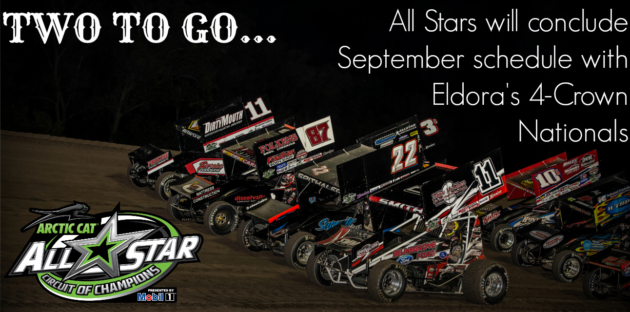 All Star Circuit of Champions ready to invade Eldora Speedway for historic Four Crown Nationals