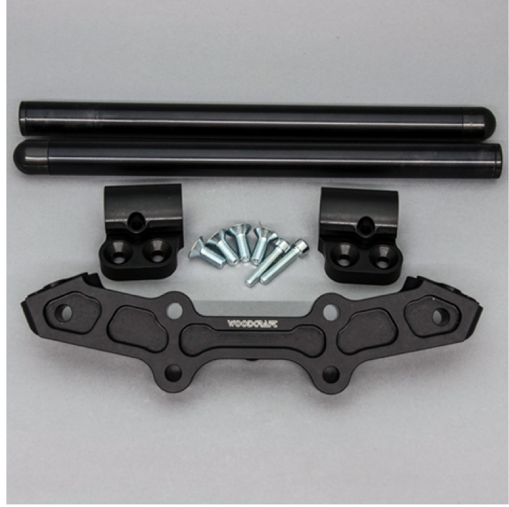 Woodcraft Recall - Generation 1 Clip-on Adapter Plate