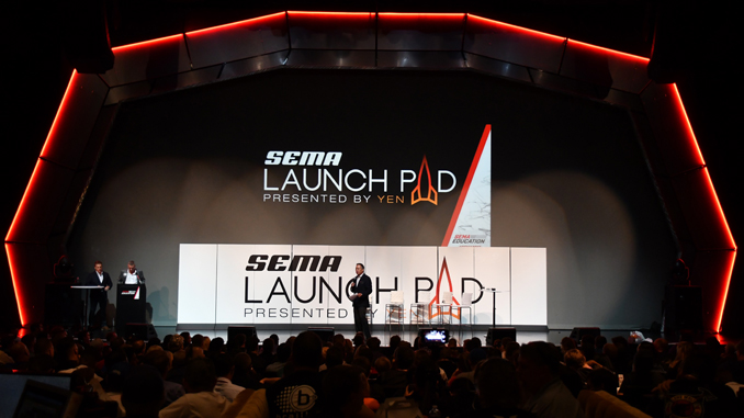SEMA Launch Pad Top 10 finalists selected by public via online vote