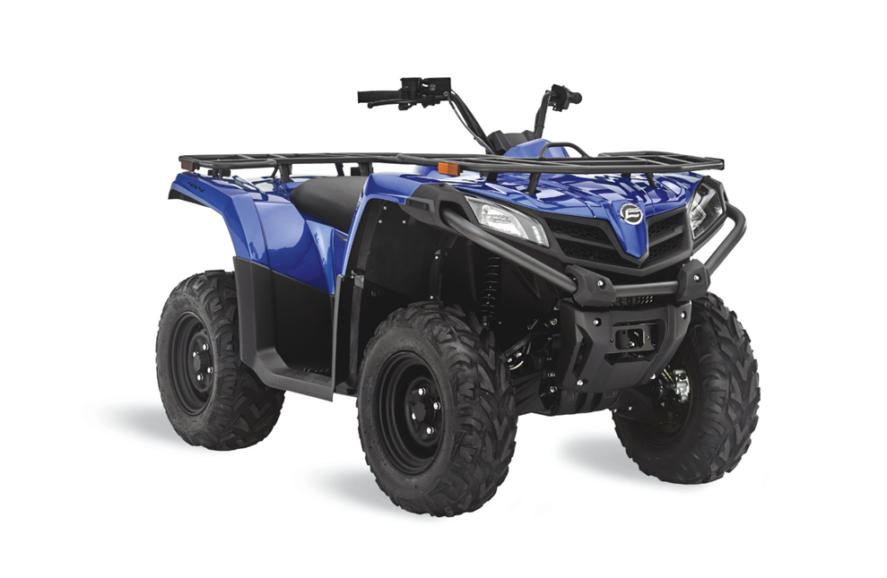 CFMOTO Recall - CFORCE 400 ATV