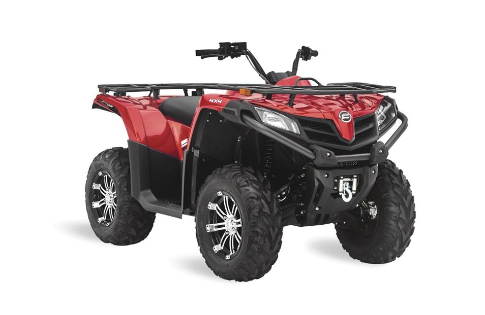 CFMOTO Recall - CFORCE 500 S ATV