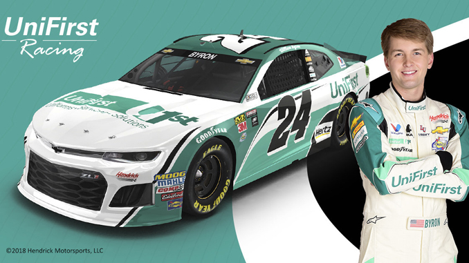 UniFirst Corporation - William Byron