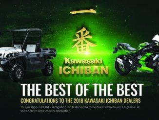 Kawasaki Motors ichiban Dealers