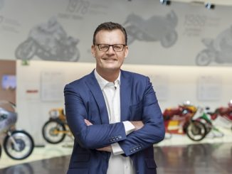 Oliver Stein Ducati CFO