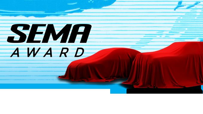2018 SEMA Awards - Vehicles of the Year