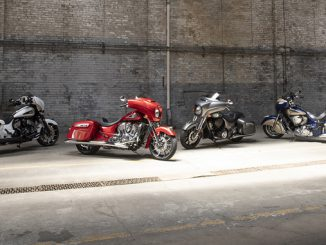 2019 Indian Chieftain family