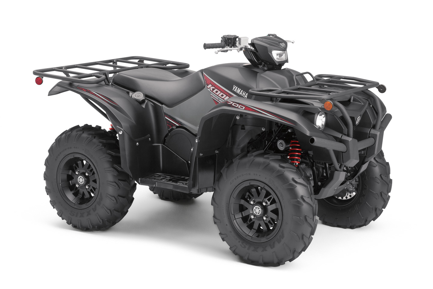 2019 Yamaha Kodiak 700 SE in Tactical Black