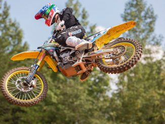 Autotrader-Yoshimura-Suzuki Factory Racing Team and Chad Reed set to race the Monster Energy Cup