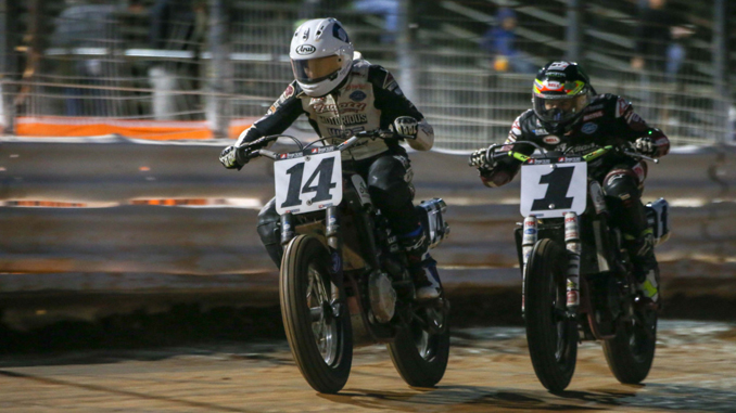 Bauman Wins Harley-Davidson Williams Grove Half-Mile - Bromley Crowned AFT Singles Champ