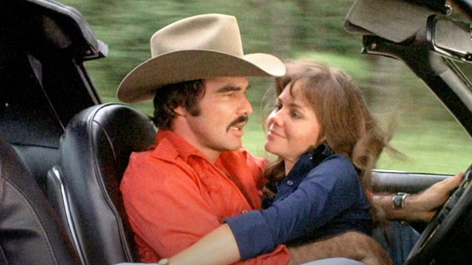 Burt Reynolds Personally Owned Cars