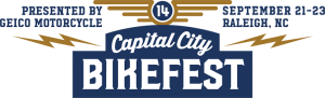Capital City Bikefest logo