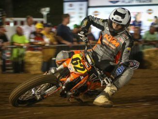 Dan Bromley Bags Fourth AFT Singles Win at Springfield Short Track