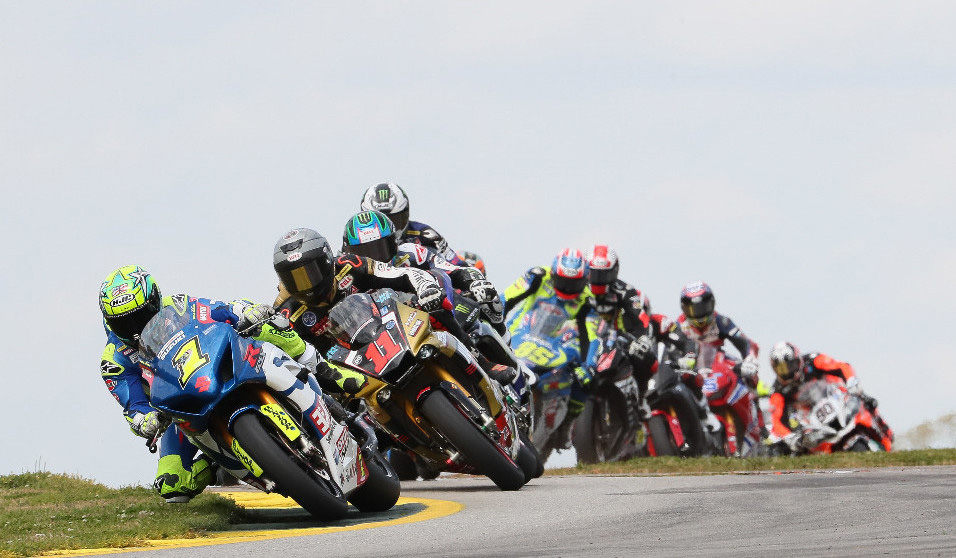 For the second straight year, Road Atlanta in Braselton, Georgia, will kick-off the 2019 MotoAmerica Series