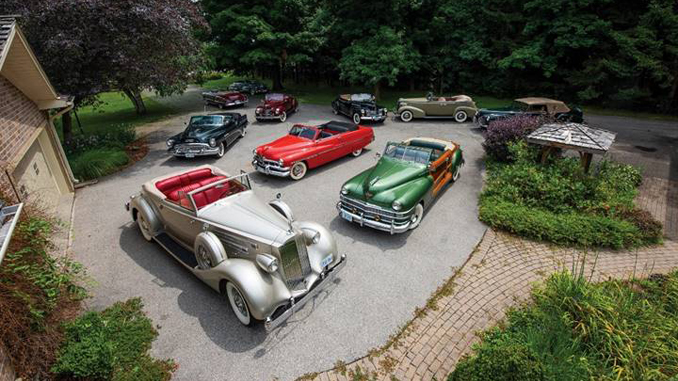 Highlights from The Lloyd Needham Collection offered at RM Auctions' Hershey sale (Darin Schnabel © 2018 Courtesy of RM Auctions