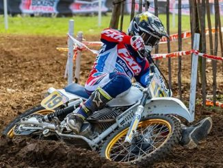 Husqvarna Motorcycles - Vets Motocross Des Nations