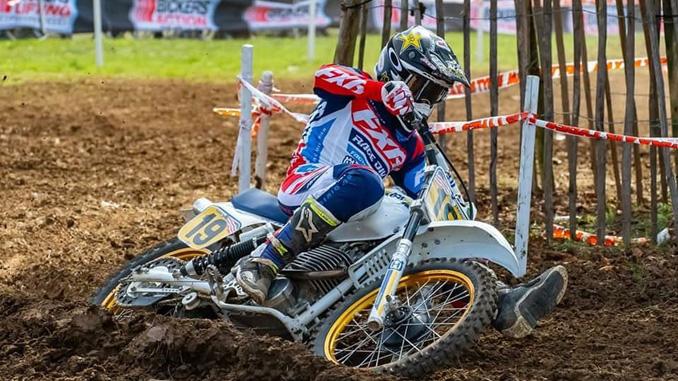 Husqvarna Motorcycles - Vets Motocross Des Nations