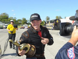 Jackson Victorious in the Pro Mod Category at the AAA Insurance NHRA Midwest Nationals