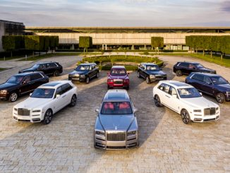 LUXURY EVENT OF THE YEAR TO TAKE PLACE IN JACKSON HOLE - WYOMING AS ROLLS-ROYCE LAUNCHES CULLINAN