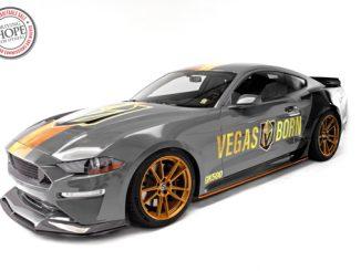 Las Vegas Golden Knights-Themed Charity Car - Barrett-Jackson