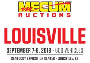 Mecum Auctions Louisville logo