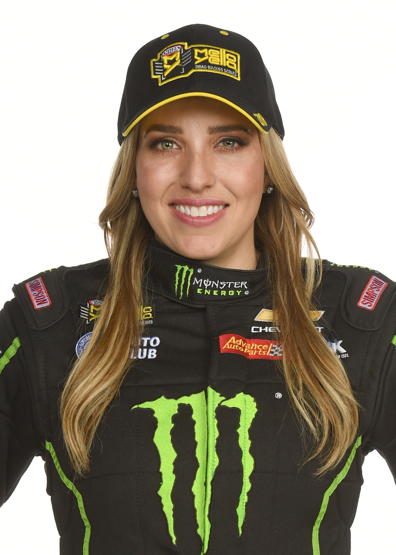 NHRA Top Fuel Brittany Force
