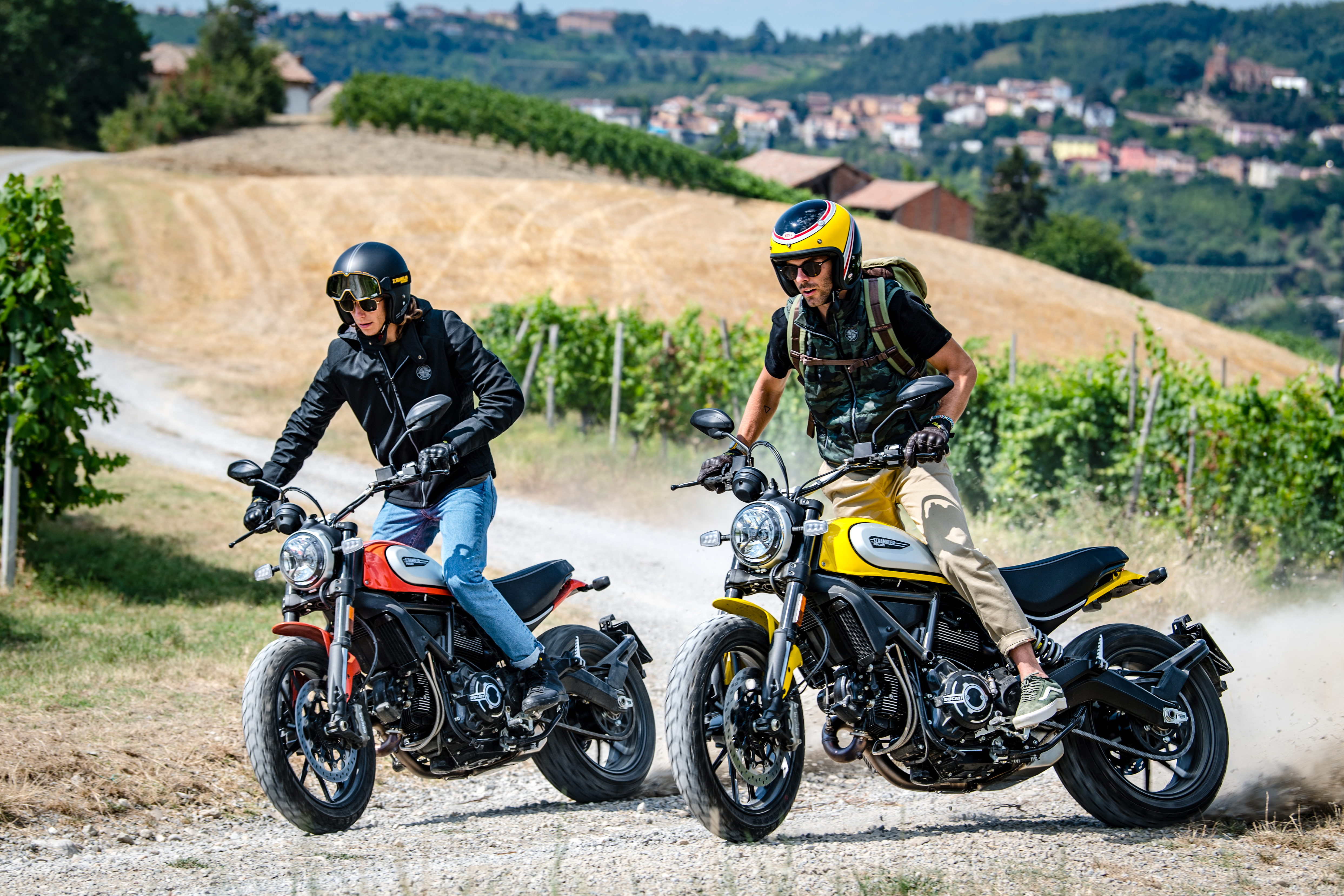 New Ducati Scrambler Icon