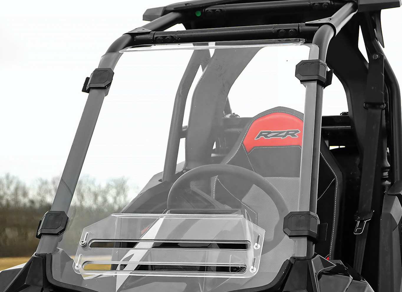 Over Armour Offroad - AERO-VENT WINDSHIELDS