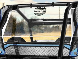 Over Armour Offroad - CLEAR HARD-COATED REAR PANELS
