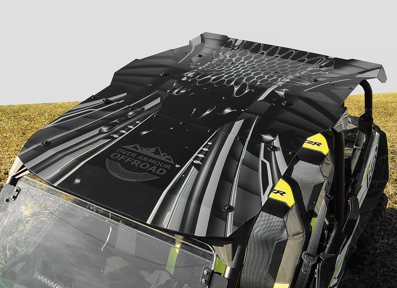 Over Armour Offroad - POLYCARBONATE PRINTED ROOFTOPS