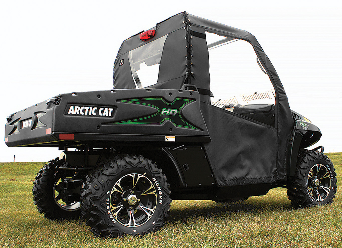 Over Armour Offroad - UTV SOFT DOOR AND REAR PANEL KITS