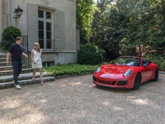 Porsche Drive 911